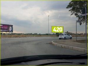 Postazioni Koi 420